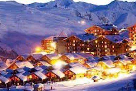 Apartamento a 100 m pista de esquí - El Tarter