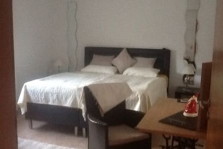 Privatzimmer mit eig. Bad/ WLAN - Bergen - House
