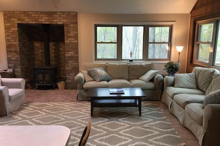 Pocono 3 bedroom home in Big Bass Lake Community