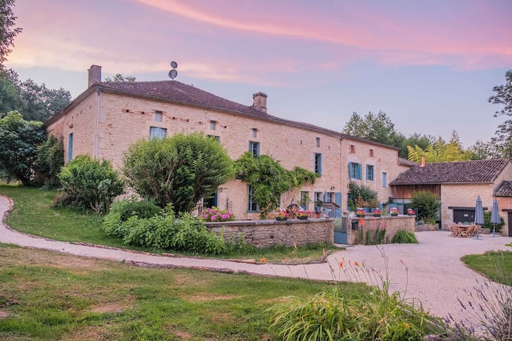 Cottage 4* 11 rooms - Moulin de Saint-Avit