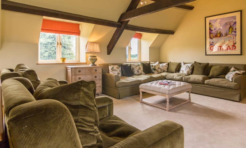 The Long Barn - Cirencester - Huis
