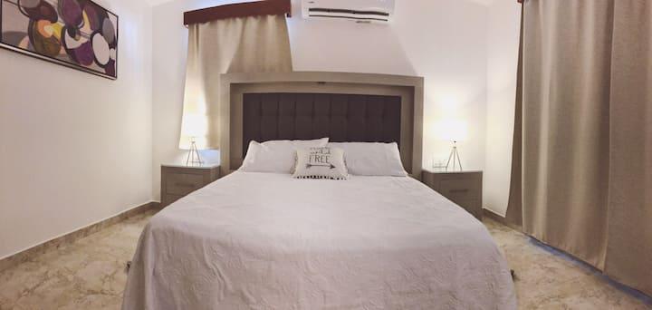 Department Margarita, 2 bedrooms.