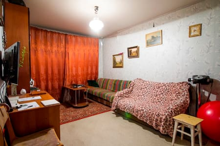 Private room in Barauliany settlement - Baraŭliany - Daire