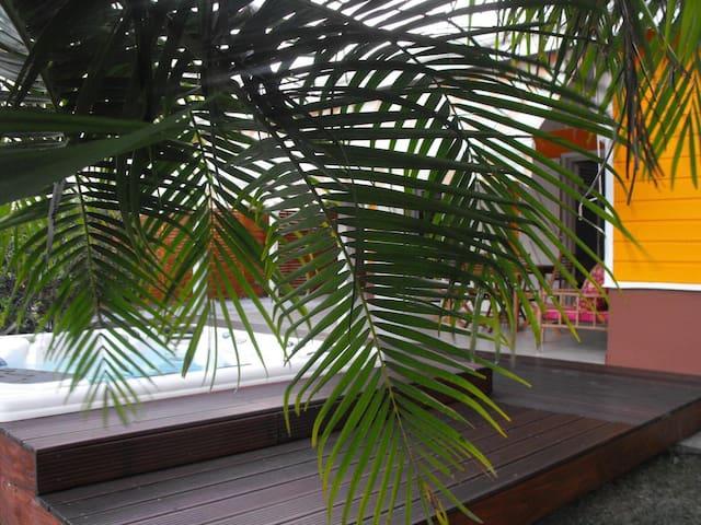 La villa des tropiques - Turquoise