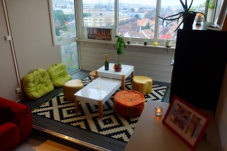 Appartement 3 pièces entre Paris et Disneyland - Neuilly-Plaisance