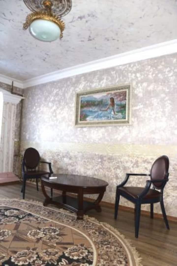 Квартира   с ремонтом  в Одессе у моря