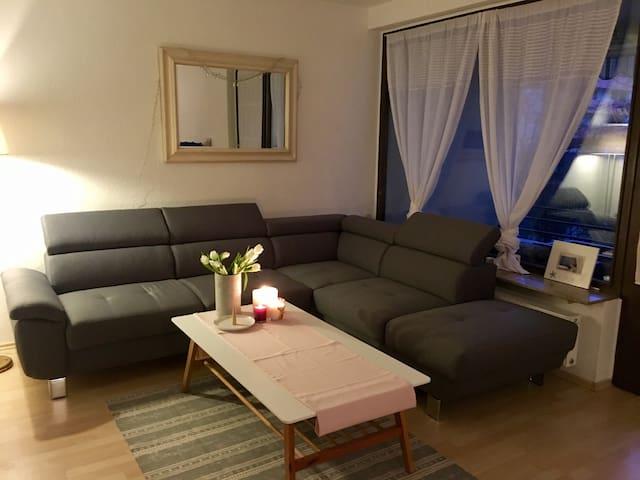 two separate rooms Messe - Laatzen - Lejlighed