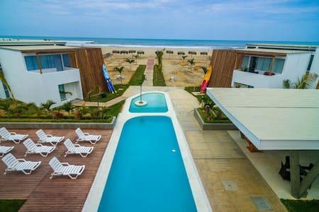 Departamento de playa full equipado ZorritosTumbes