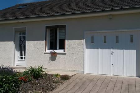 la campagne argonnaise en champagne - Sainte-Menehould - Casa