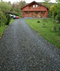 Beautiful chalet in the Dublin Mountain foothills - Kilternan - Lomamökki