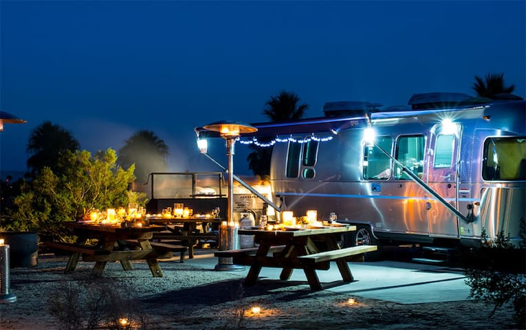 Resort Living in an Airstream - Navarre