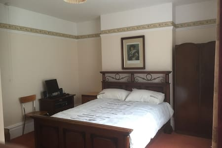 Very Large Luxurious King Bedroom! - Boston - Rumah