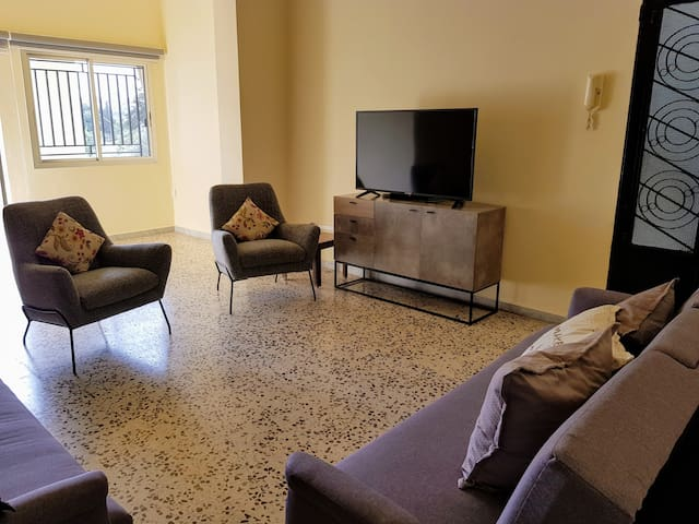 Spacious apartment in Abra near Saida