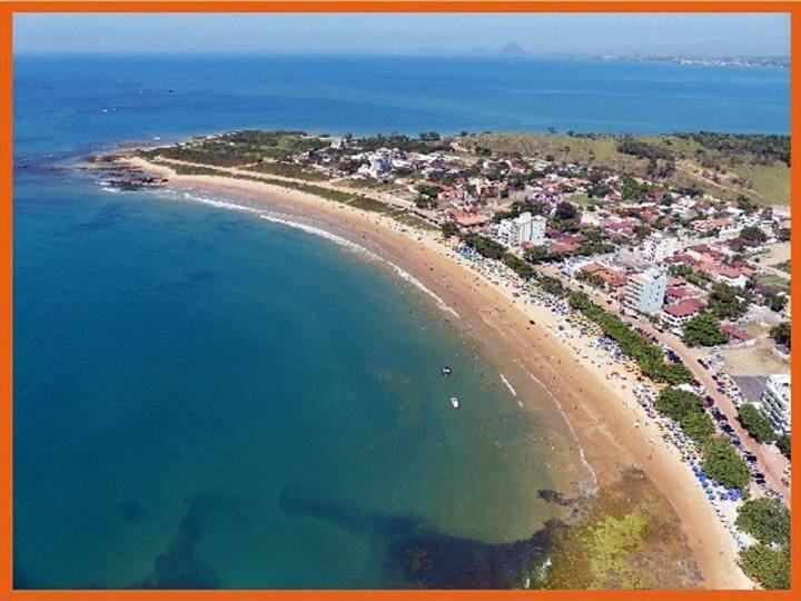 Casa Praia dos Castelhanos - Anchieta - Es