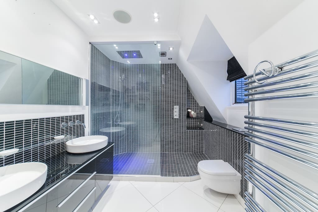 The Ensuite Bathroom