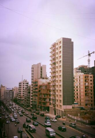 Spacious 4 bedroom apartment in center of Beirut - Bayrut - Apartment