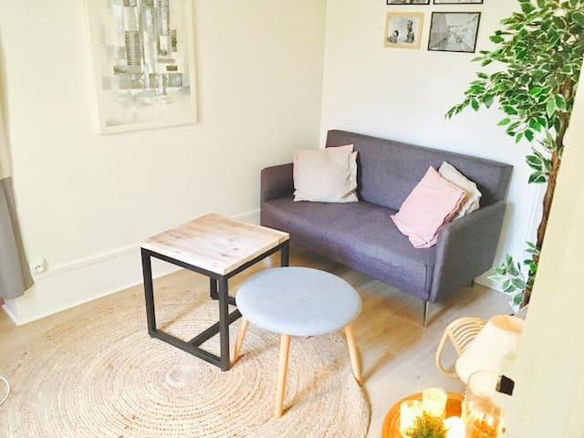 Appart équipé génial dans quartier chic et vivant - Paris - Apartmen