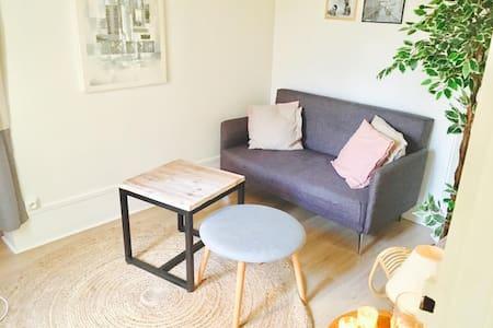Appart équipé génial dans quartier chic et vivant - Paris - Wohnung