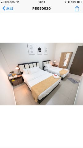 Kenny homestay room C