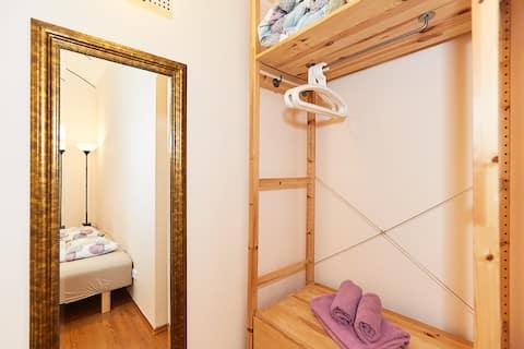 Comfortable Separate Room