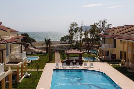 Вилла с видом на море и горы  - Чалыш пляж - Fethiye - Villa