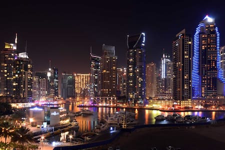 5 Star Dubai Marina En-suite  - Superhost