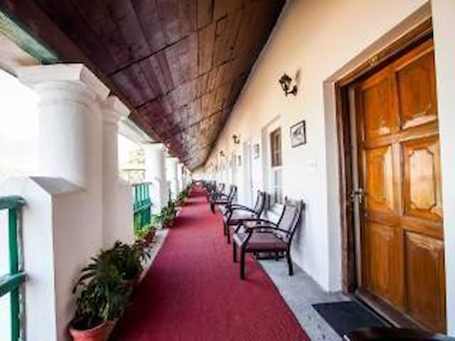 178 years old Heritage Hotel