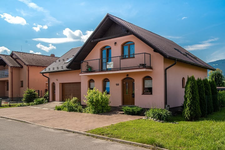 Štúdio Jarmila blízko Aquapark Bešeňová