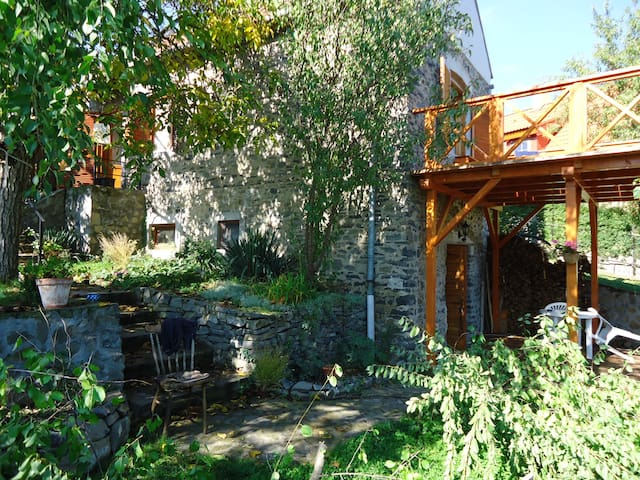 Charming cottage at Lake Balaton - Badacsonytomaj - House