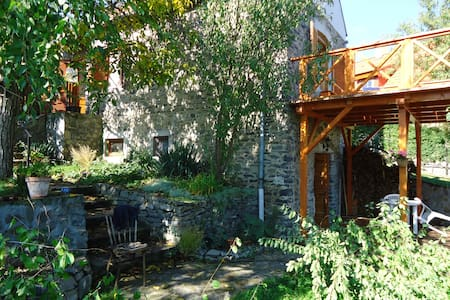 Charming cottage at Lake Balaton - Badacsonytomaj - Dom