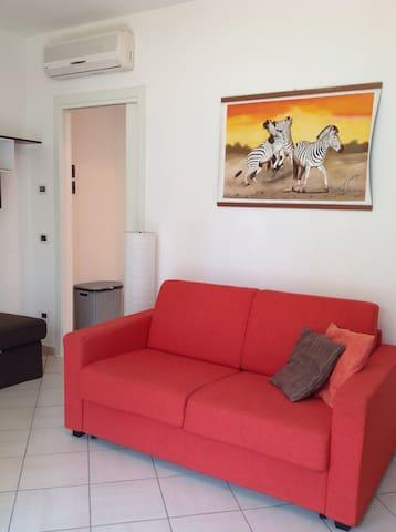 Rimini delizioso appartamento - Rimini - Wohnung