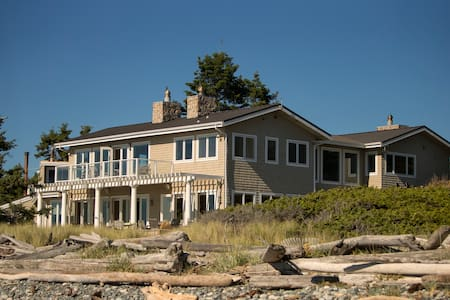 Deception Pass Beach Compound-Cooking School - Oak Harbor - Villa