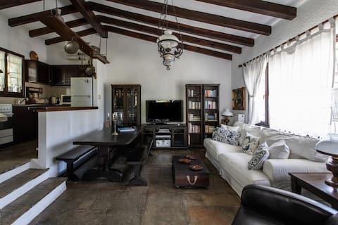Sani-Luxurious Villa