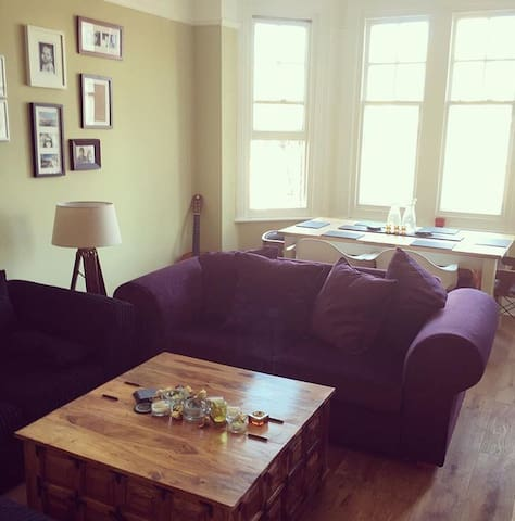 Beautiful apartment by the sea - Eastbourne  - Appartement