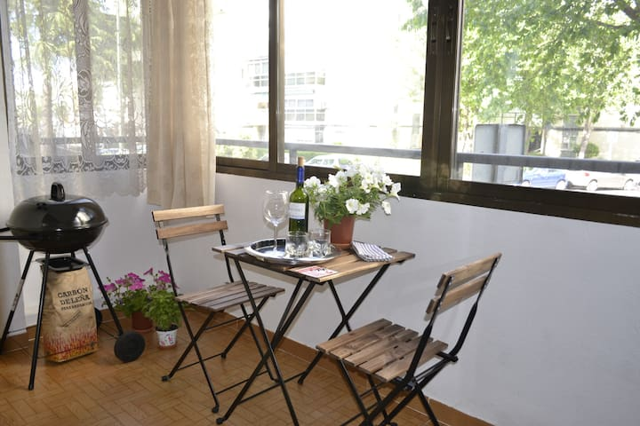 Lovely, Spacious and Bright. Madrid - Madrid - Apartment