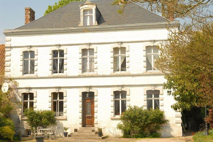 Gite entier pour groupes 15 pers - Saint-Omer