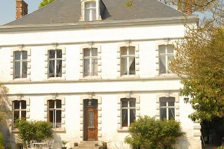 Gite de charme 15 pers - Ouve-Wirquin - House