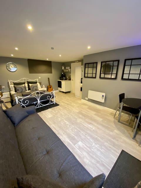 Nowoczesne, eleganckie i komfortowe studio.