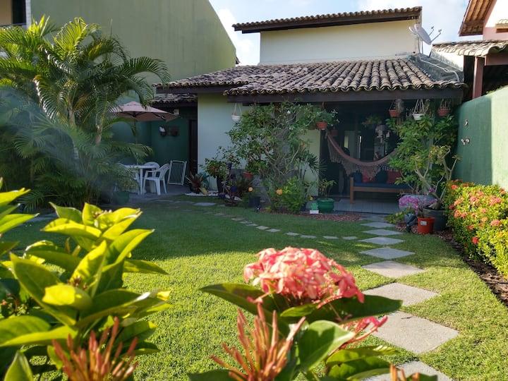 Tranquilidade e Paz em Itapuã