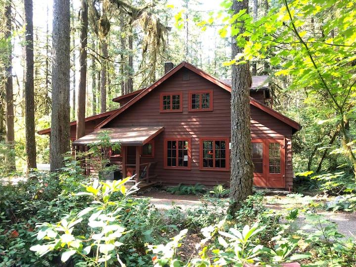 Doug Fir Lodge
