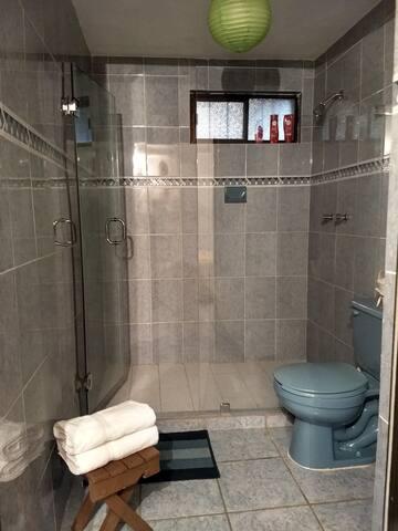 Baño privado en la recamara
