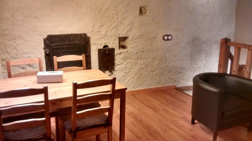 Dúplex invertit - Sant Llorenç de Morunys - Appartement