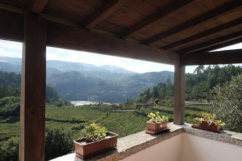 Quinta Vale Moinhos - Vue sur la rivière