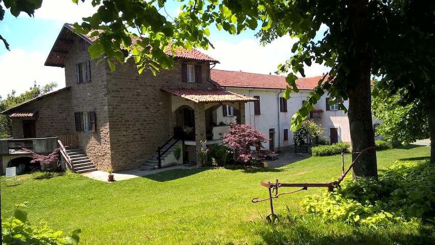 Casa del prato A - Roccaverano - House