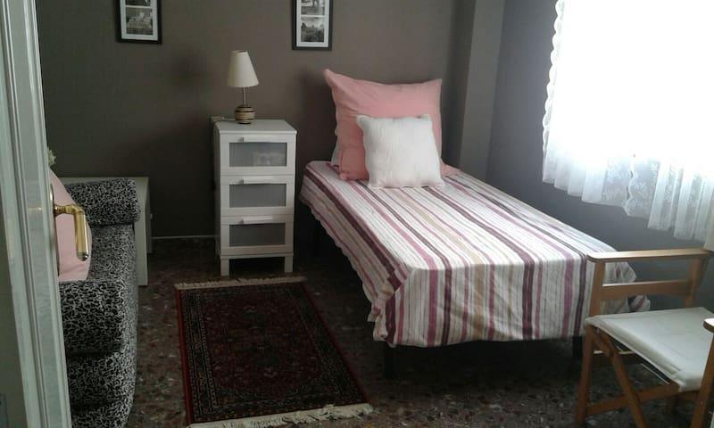 Habitación individual - Gandía - Apartment