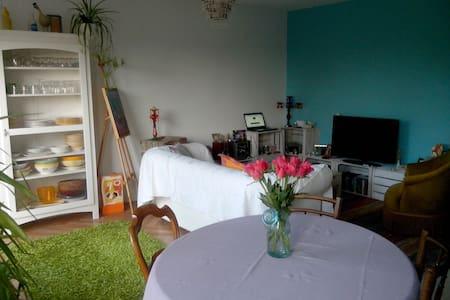 chambre lumineuse au calme - Apartment