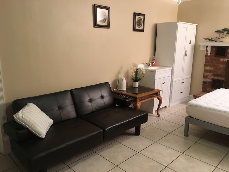 这个是沙发两用床