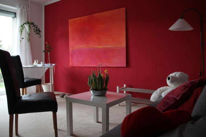 wunderschönes Zimmer mit Balkon - Würzburg
