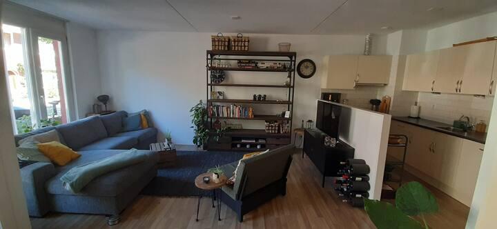 Private apartment in center of Utrecht
