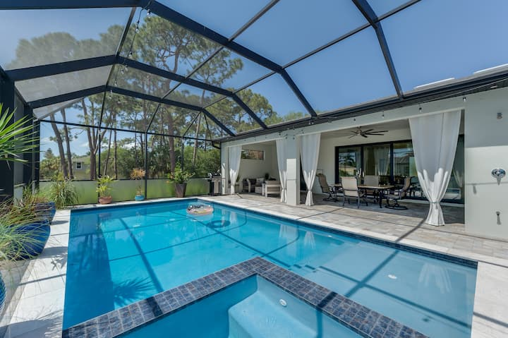 Bonita Beach Pool & Spa Home
